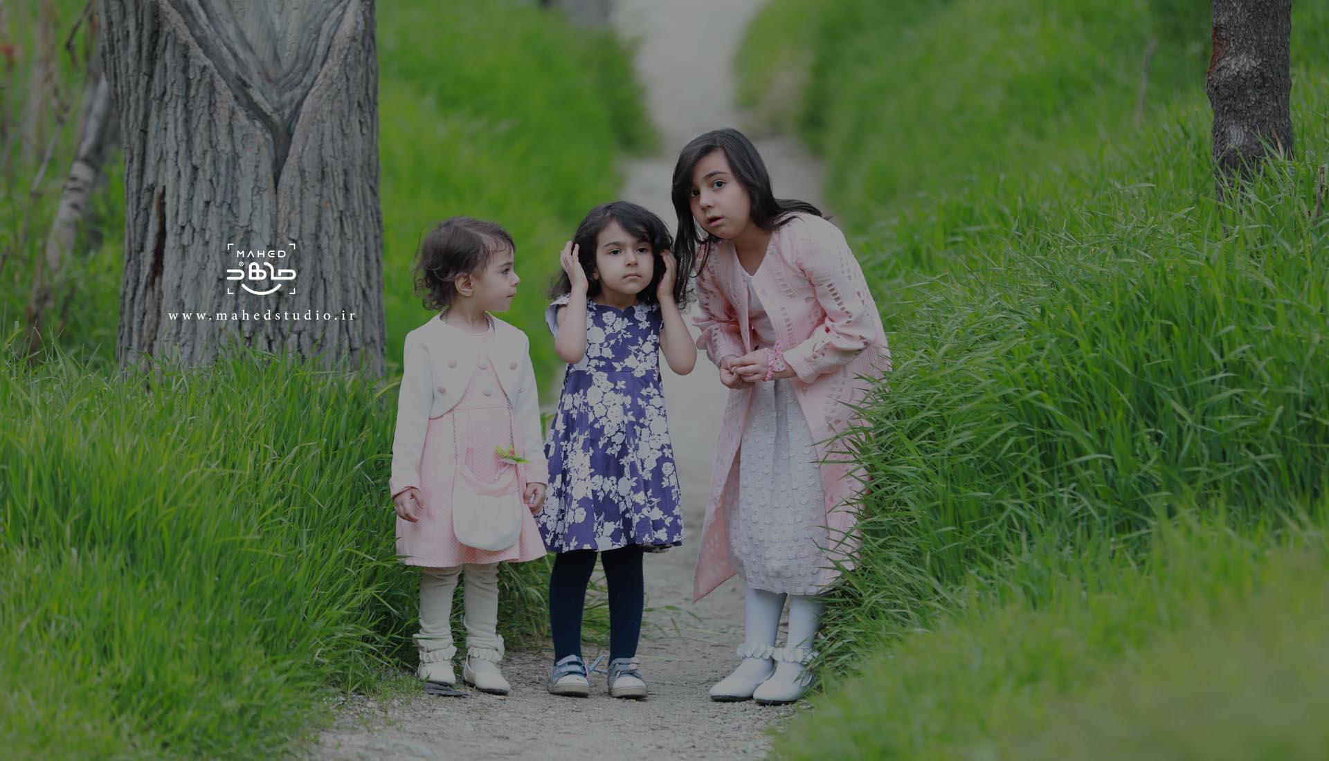 عکاسی کودکان تمدن ساز